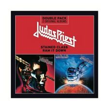 JUDAS PRIEST - STAINED CLASS/RAM IT DOWN  2 CD  HARD 'N' HEAVY/HEAVY METAL  NEU
