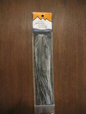 Fly Tying Spirit River Holographic Mylar Motion Silver