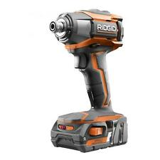 NEW RIDGID AEG GEN5X CORDLESS 18V IMPACT DRIVER FREEPOST UK SELLER TOOL ONLY