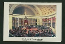 Ceremony Program Sc 2412 U.S. House of Representatives  First Day  Exc  FDC [ L5