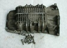 2007 FORD FOCUS C-MAX 1.6 DURATEC ENGINE PARTS - ALLOY SUMP OIL PAN & BOLTS