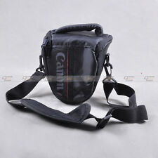 Topload Shoulder Bag for Canon DSLR Rebel T3i T1i T2i XSi EOS 1100D 550D  600D