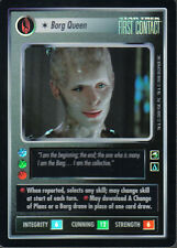 STAR TREK CCG REFLECTIONS ULTRA RARE FOIL BORG QUEEN