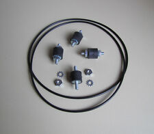 Wurlitzer 7500, 1050 Turntable Motor Mount  & Belt Set