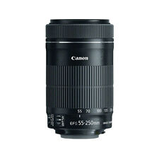 Canon EF-S 55-250mm F4-5.6 IS STM Lens for Canon SLR Cameras BRAND NEW