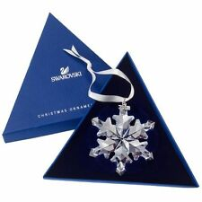 SWAROVSKI 2012 annual snowflake ornament brand new in box with certificate !!