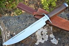 HUNT EMPORIUM Hand Made Japanese D2 Steel Hunting Knife *** BOWIE ***