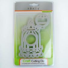 BARGAIN TONIC BIRDS CAGE CRAFT DIES FOR CARDS AND CRAFTS