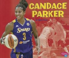 Women in Sports: Candace Parker by Mary R. Dunn and Rose Davin (2016, Paperback)