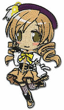 Puella Magi Madoka Magica Chibi Mami Patch ~ Officially Licensed ~ BRAND NEW