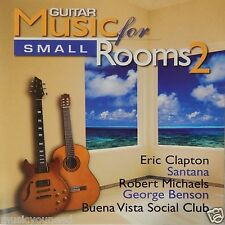 Guitar Music for Small Rooms, Vol. 2 - Various Artists(CD 2001 Warner) VG++ 9/10