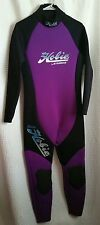 TEAM HOBIE by Stearns Womens Sz L Wetsuit Long Full Size Black/Purple