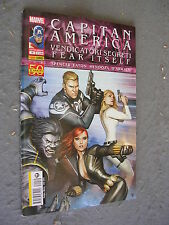 CAPITAN AMERICA E I VENDICATORI SEGRETI FEAR ITSELF #  19- MARVEL -PANINI COMICS