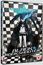 BLACK ROCK SHOOTER - COMPLETE SERIES COLLECTION - DVD - REGION 2 UK