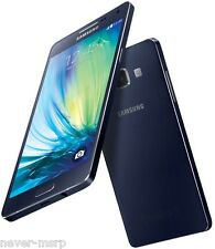 "Samsung Galaxy A7 Duos SM-A700YD Black (FACTORY UNLOCKED) 5.5"" , 13MP ,16GB"