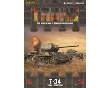 TANKS10 T-34 - GALE FORCE NINE BATTLEFRONT TANKS - SENT FIRST CLASS!
