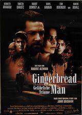 (Gerollt) Kinoplakat - Gingerbread Man (1998) #2151
