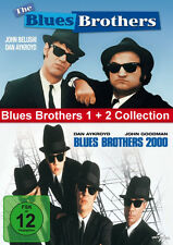Blues Brothers + Blues Brothers 2000                                 | DVD | 612