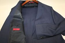 Hugo Boss C-Jeffery/C-Simmons Red Label Check Suit Size 44 R