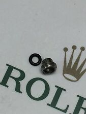 GENUINE Authentic Rolex Case Tube 24-5330-0 With Gasket , Perfect Condition