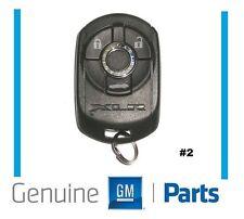NEW OEM GM 2005-2007 Cadillac XLR XLR-V Transmitter #2 Key Fob Remote 10354923