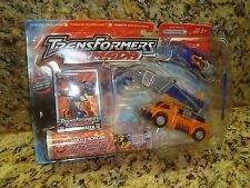 HASBRO TRANSFORMERS ARMADA SMOKESCREEN & LIFTOR MINI-CON NEW IN BLISTER PACK!!!