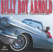 Eldorado Cadillac by Billy Boy Arnold (Cassette, Oct-1995, Alligator Records)