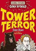 NEW  GORY STORIES - TOWER of TERROR Horrible Histories  Terrible Tudor