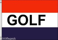 GOLF Course Crazy Pitch and Putt Sign Advertising POS 5'x3' Flag !