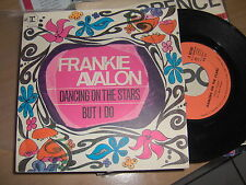 "7""  FRANKIE AVALON DANCING ON THE STARS  BUT I DO EX+/EX++"
