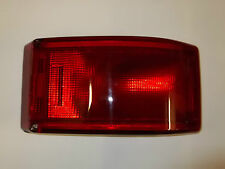 Optare Solo Excel UVG  Javelin Bus Rear Fog Light Lamp Lens Red