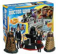 Dr Who Into the Dalek Value Set Collection Moving Rusty Clara Figure – NEW BNIB