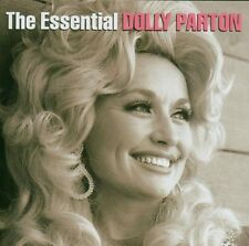 DOLLY PARTON ESSENTIAL 2 CD NEW