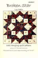 Broken Star Pattern by Laundry Basket Quilts