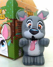 """DISNEY VINYLMATION 3"""" FURRY FRIENDS SERIES LADY AND THE """"TRAMP"""" DOG TOY FIGURE"""