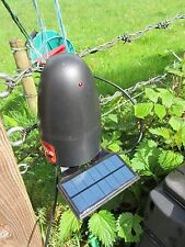 Solar Power kit for Shrike electric fencer.