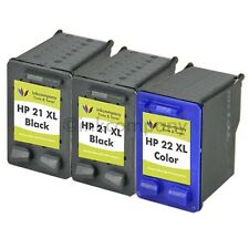 4311 4312 4313 4134 4135 4135V 4135XL 3 Patronen HP 21 22 XL
