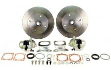 VW Dune Buggy 4 Lug IRS Rear Disc Brake Kit-No E-Brake VW Beetle VW Trike Baja