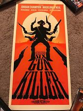 Bruce Yan 6 Six Gun Killer Art Print Poster Mondo Overwatch Blizzard Video Game