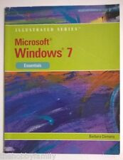Microsoft Windows 7: Essentials ~ Illustrated Series by Barbara Clemens Skills