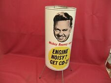 Vintage Alemite CD-2 Showroom Display Mickey Rooney says Engine Noisy?