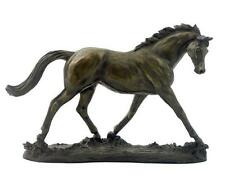 Elegance  Cold Cast Bronze Horse Sculpture by Harriet Glen