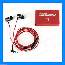 QuadBeat 3 LE630 3.5mm Jack In EAR Handsfree Headset For LG With Mic