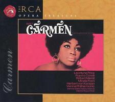 Bizet: Carmen / Price, Corelli, Merrill, Freni; Karajan by Leontyne Price, Fran