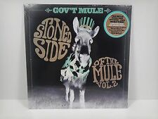 Gov't Mule Stoned Side Of The Mule Vol 2 LP Rolling Stones RSD Record Store Day