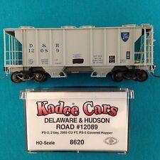 8620 Kadee HO Delaware & Hudson Covered Hopper NIB