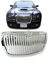 SPORTS ROLL ROYCE LOOK CHROME GRILL FOR CHRYSLER 300C 2004-2011 NICE GIFT