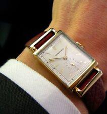 WW2 rare 1940 longines 9L 25.17 vintage ex condition rétro taille moyenne montre