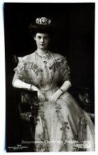 Cartolina Originale Kronprinzessin Cecilie Von Preuβen