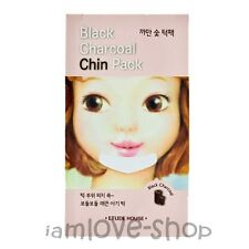 [Etude House] Black Charcoal Chin Pack 5 sheets